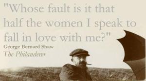 The Philanderer - GB Shaw