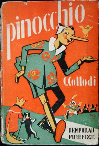 Pinocchio by Caralo Collodi