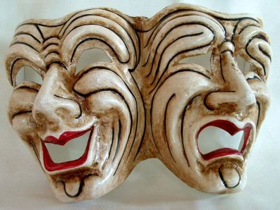 comedytragedy masks