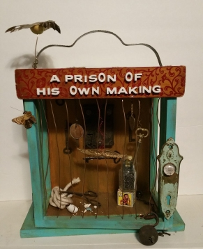 prison of his own making