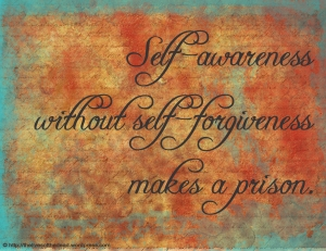 self awareness self forgiveness