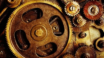 Cog-in-the-machine